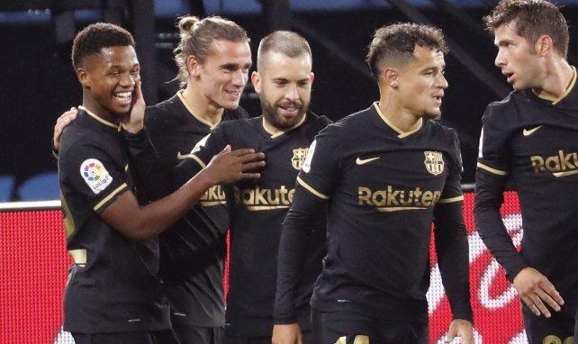 Liga | El FC Barcelona asalta Balaídos