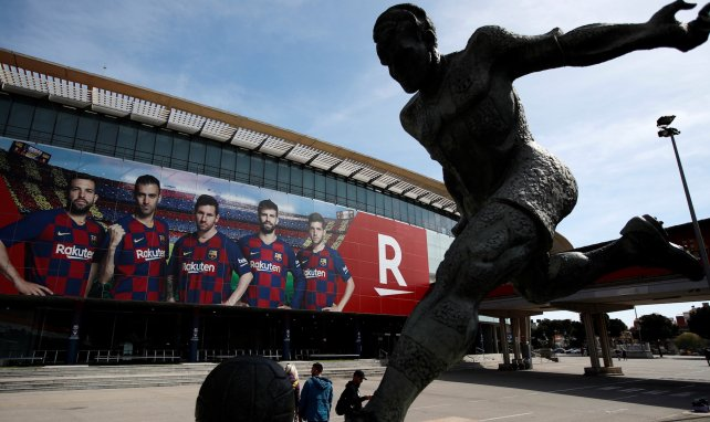 El hijo de Fran González sueña con triunfar en el FC Barcelona