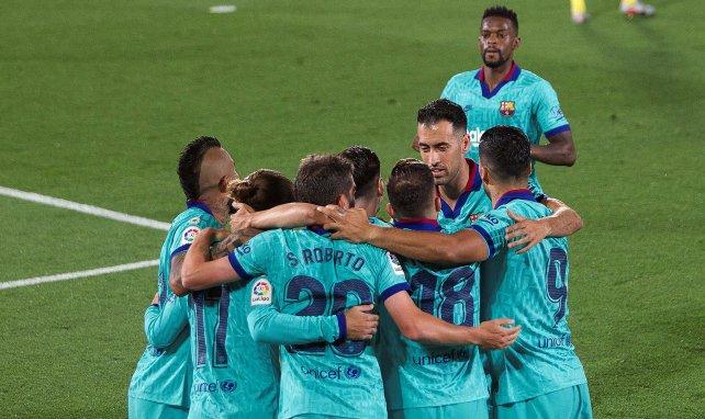 La lista del FC Barcelona para Valladolid