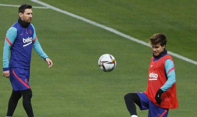 Lionel Messi continúa en el punto de mira