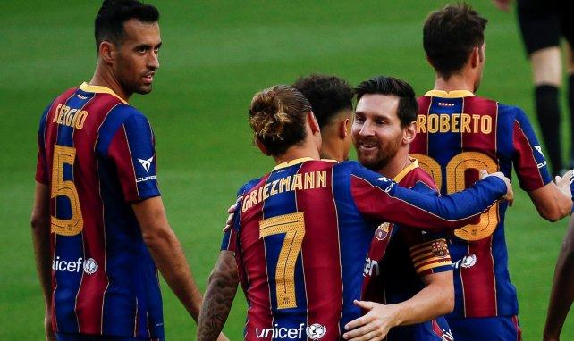 El FC Barcelona tumba al Elche en el Trofeo Joan Gamper