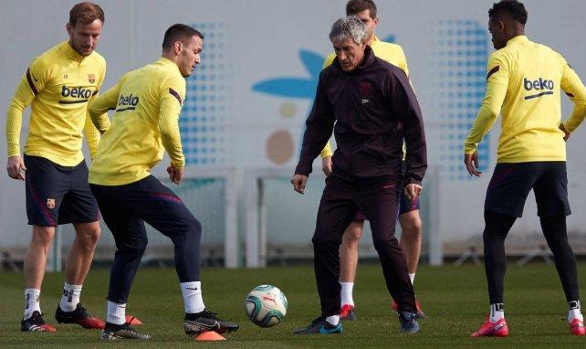El FC Barcelona mira al futuro