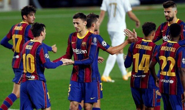 Liga de Campeones | El FC Barcelona golea con luces y sombras