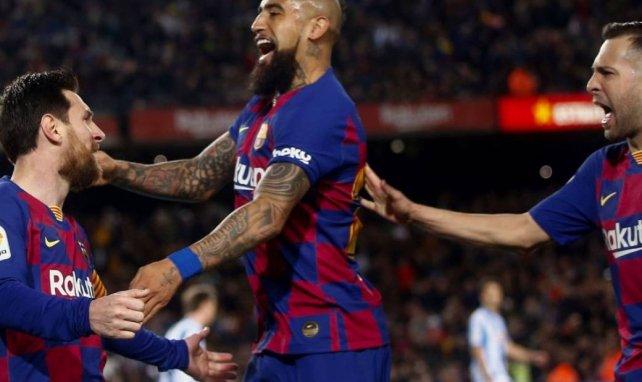 El notable registro goleador del FC Barcelona