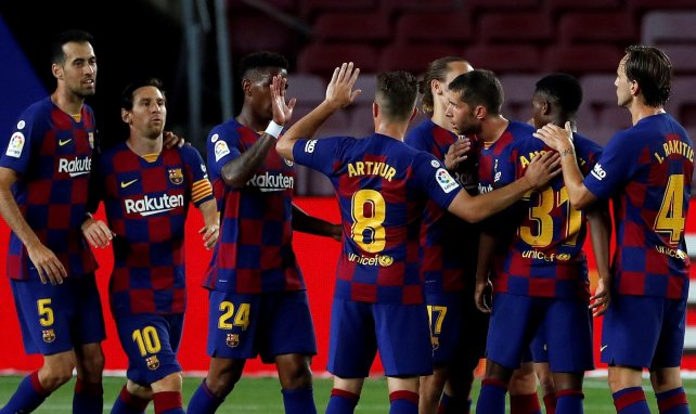 El FC Barcelona coloca a 5 jugadores en el mercado