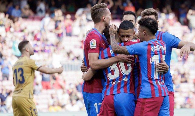 Liga | Memphis Depay y Ansu Fati iluminan al FC Barcelona