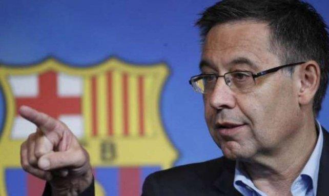 FC Barcelona | Josep Maria Bartomeu toca fondo