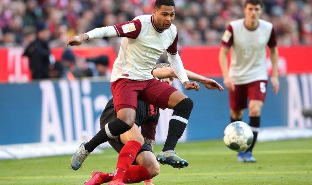 Serge Gnabry está firmando un curso fantástico en el Bayern Múnich