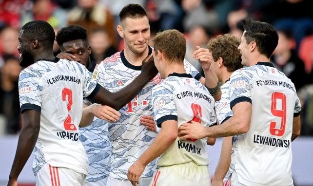 Bundesliga | El Bayern Múnich presume de rodillo en Leverkusen