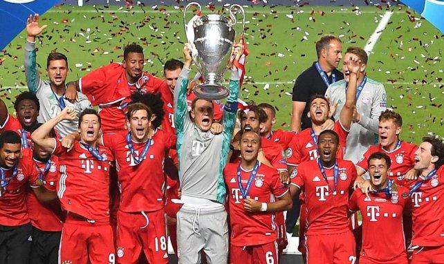 El Bayern Múnich conquistó el triplete