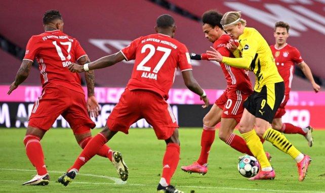Bundesliga | Remontada del Bayern en el duelo entre Lewandowski y Haaland