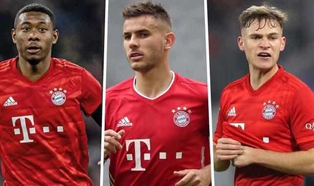 El Real Madrid tiene a 3 jugadores del Bayern Múnich en el punto de mira