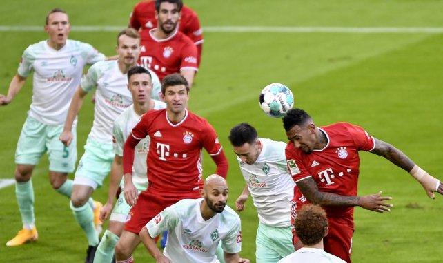 El Bayern Múnich ha recibido la visita del Werder Bremen