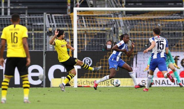 Emre Can anotó ante el Hertha de Berlín
