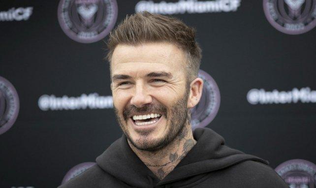 David Beckham sigue mejorando su proyecto en Miami