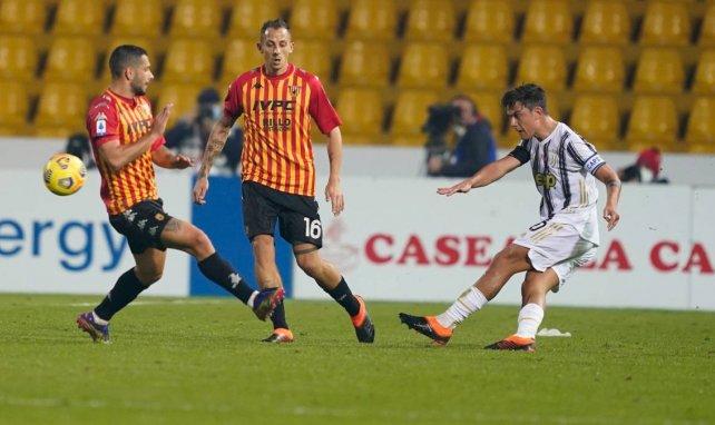 Serie A | La Juventus de Turín se estrella con el Benevento