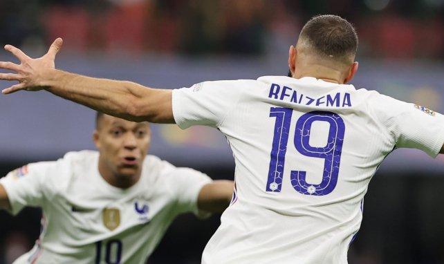 Karim Benzema se ve cerca del Balón de Oro