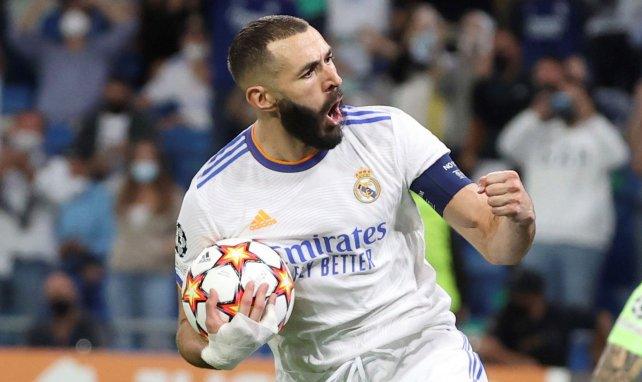 El nuevo hito de Karim Benzema con el Real Madrid