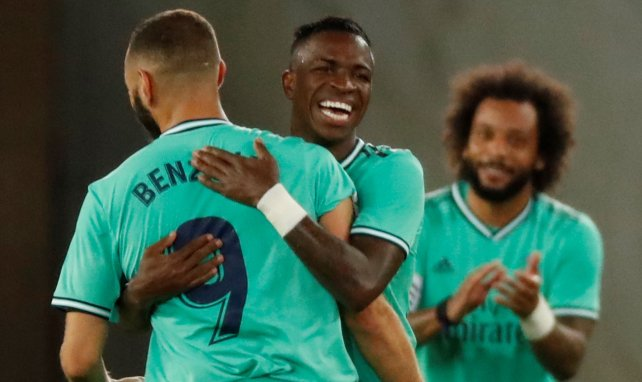 Karim Benzema no está en la lista