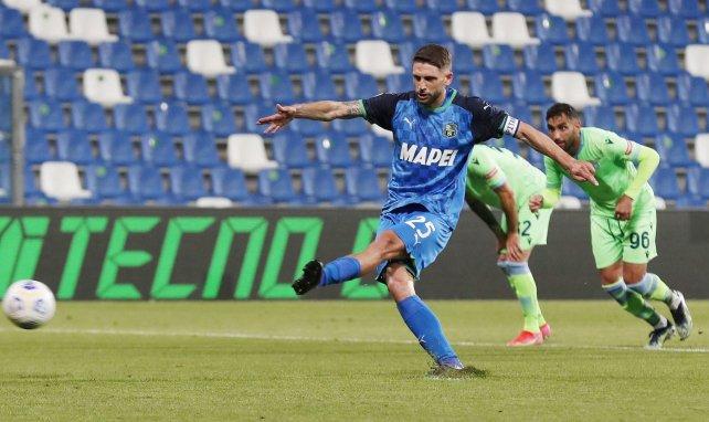 Domenico Berardi, la petición de Fabio Paratici al Tottenham