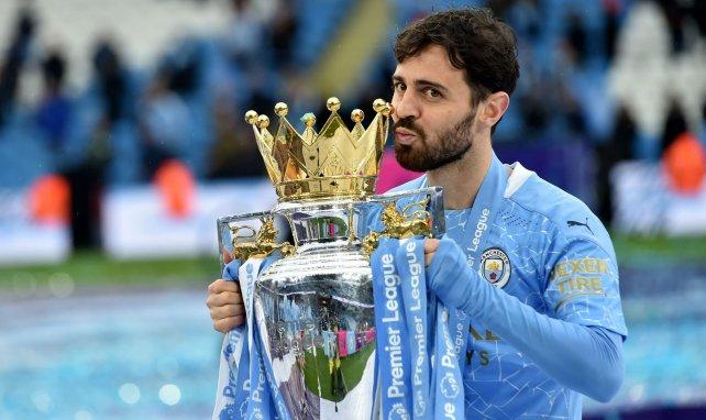 Manchester City | El favorito en la puja por Bernardo Silva