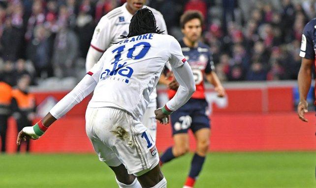 Bertrand Traoré ficha por el Aston Villa