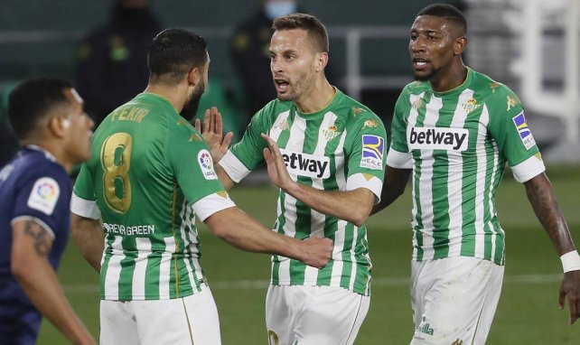 La cruda realidad invernal del Real Betis