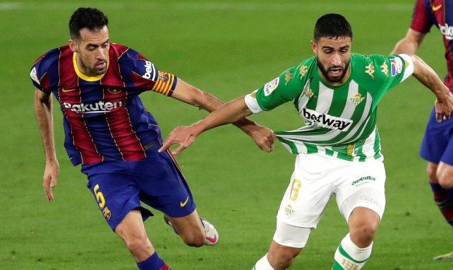 Nabil Fekir es uno de los pilares del Real Betis