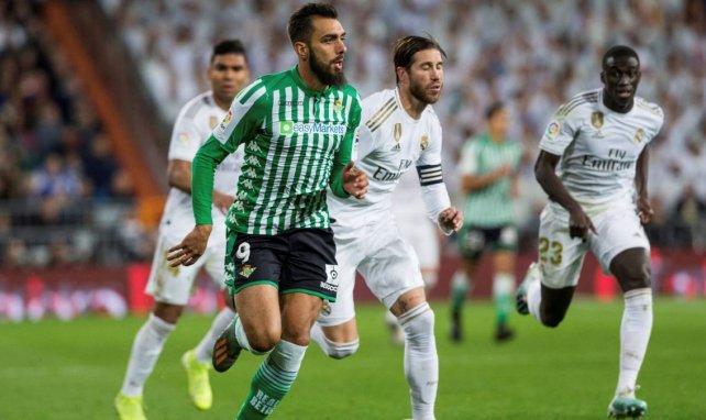El plan del Real Betis con Borja Iglesias