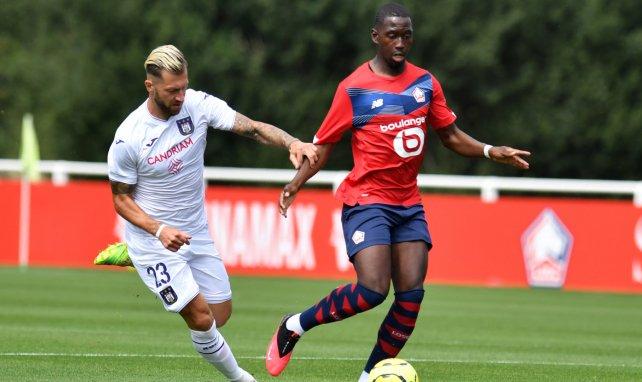 Boubakary Soumaré se abre paso en la agenda del Manchester City