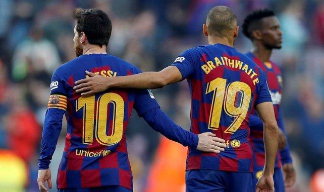 FC Barcelona | Martin Braithwaite, de inesperado a imprescindible