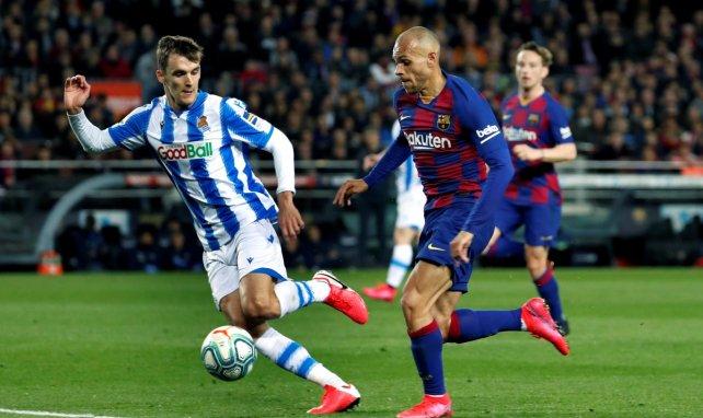La motivación de Martin Braithwaite en el FC Barcelona