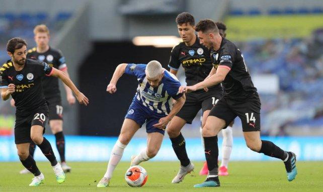 Premier | Raheem Sterling brilla en la goleada del Manchester City
