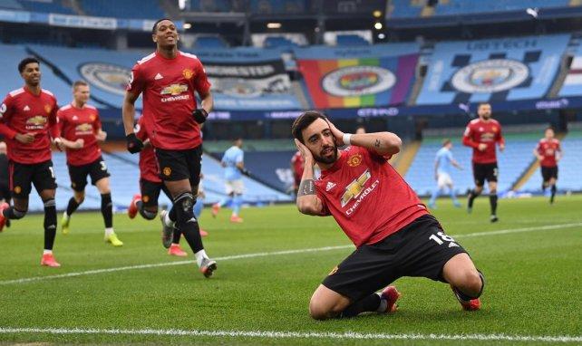 Premier | El MU acaba con la histórica racha del Manchester City