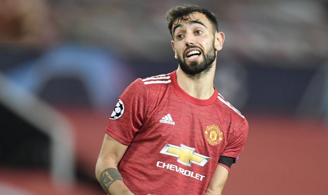 La propuesta del Manchester United a Bruno Fernandes