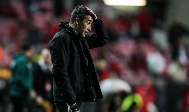Bruno Lage es despedido