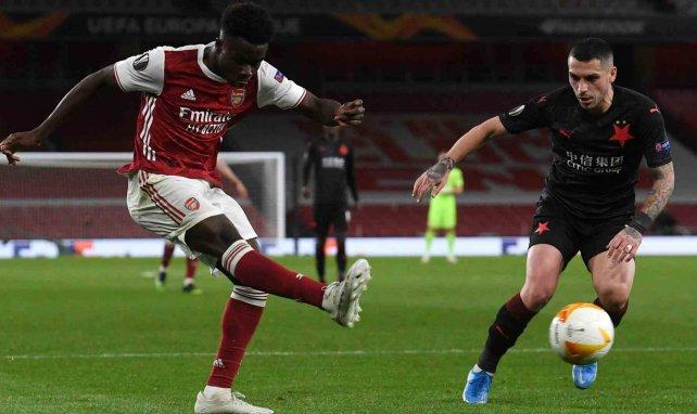 Europa League   El Arsenal se complica la vida ante el Slavia Praga, meritoria remontada de la AS Roma ante el Ajax