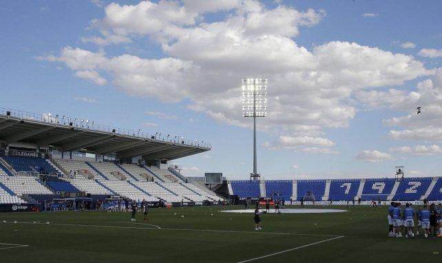 El Leganés pesca en el Real Madrid