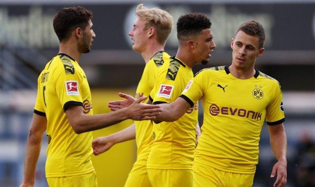 Bundesliga | Sensacional goleada del Borussia Dortmund ante el Paderborn