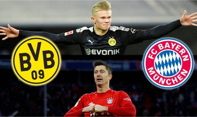 Borussia Dortmund - Bayern Múnich : Los onces probables
