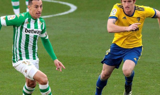 Liga | El Real Betis tumba al Cádiz en el derbi andaluz