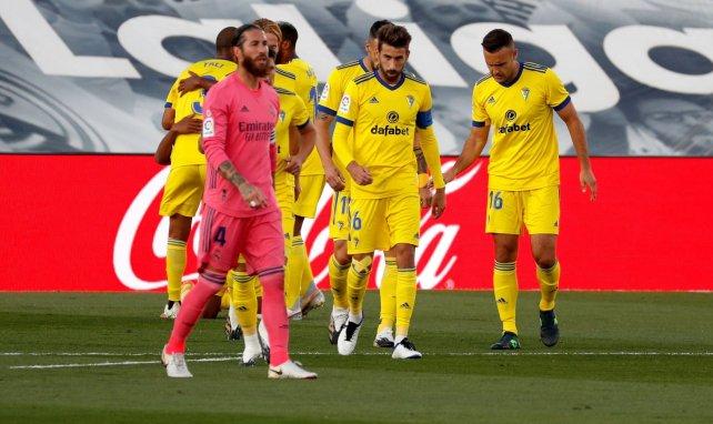 Liga | El Real Madrid naufraga ante el Cádiz
