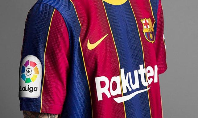 ¡El FC Barcelona muestra su nueva camiseta 2020-2021!