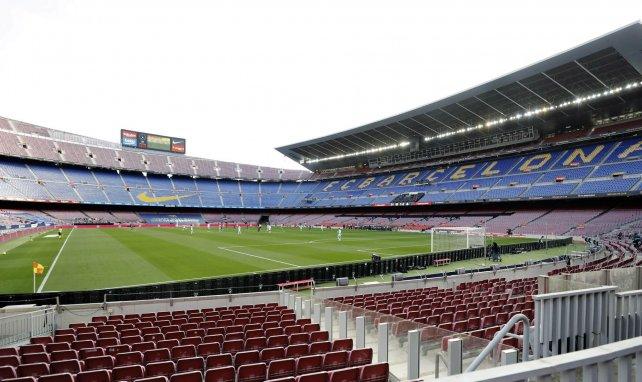 Los Mossos registran las oficinas del FC Barcelona