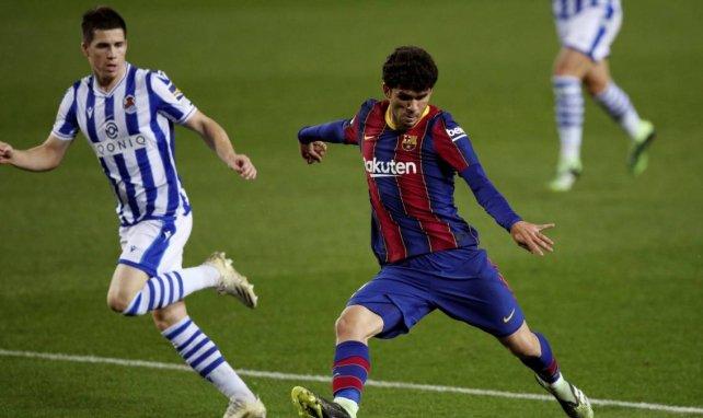 Carles Aleñá aterriza como cedido