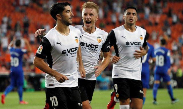 Carlos Soler vuelve a definir sus planes en el Valencia