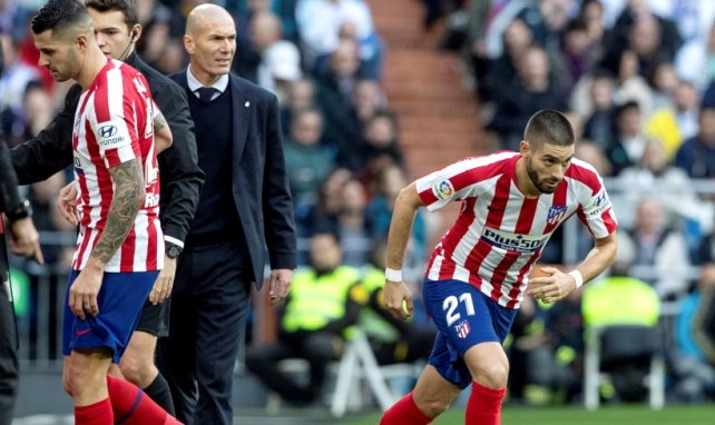 El belga quiere dar un paso al frente en el Atlético de Madrid