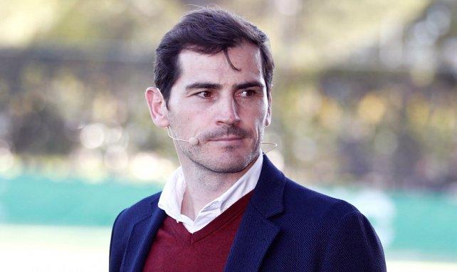 Iker Casillas confirma su retirada