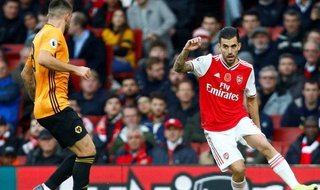 La confianza del Arsenal con Dani Ceballos