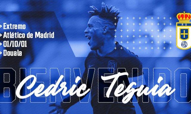 Cedric jugará en el Oviedo